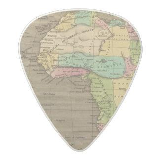 Africa, Atlantic Acetal Guitar Pick