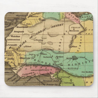 Africa, Atlantic Mouse Mat