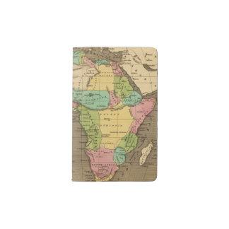 Africa, Atlantic Pocket Moleskine Notebook