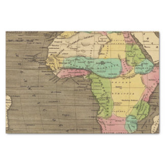 Africa, Atlantic Tissue Paper