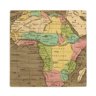Africa, Atlantic Wood Coaster