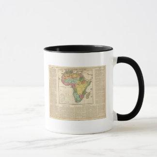 Africa Atlas Map 2 Mug