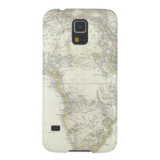 Africa Atlas Map Cases For Galaxy S5