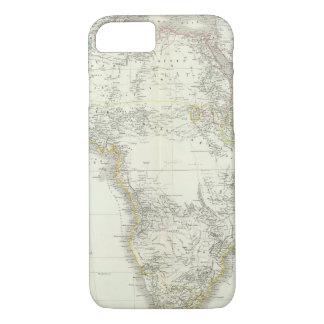 Africa Atlas Map iPhone 8/7 Case
