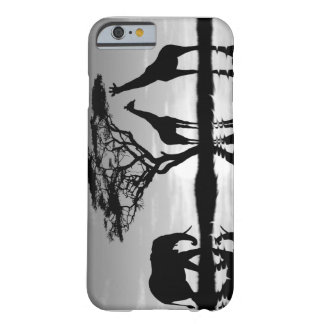 Africa Barely There iPhone 6 Case
