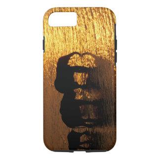 Africa, Botswana, Okavango Delta. African iPhone 7 Case