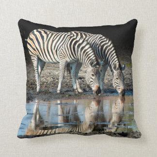 Africa,Botswana, Okavango Delta, Davison Camp Cushion
