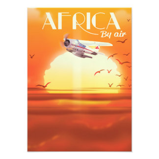 Africa By Air Photo
