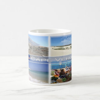 Africa -Cape Verde - Coffee Mug