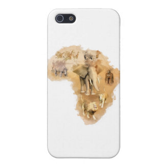 Africa Case For The iPhone 5