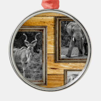 Africa. Christmas Ornament