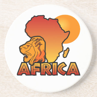 Africa coaster