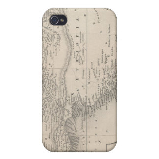 Africa Cover For iPhone 4
