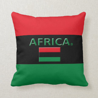 Africa Decorative Designer Throw or Lumbar Pillows