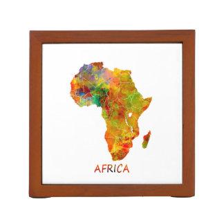 Africa Desk Organiser