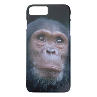 Africa, East Africa, Tanzania, Gombe National 2 2 iPhone 8 Plus/7 Plus Case
