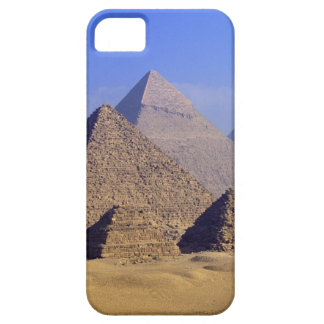 Africa, Egypt, Cairo, Giza. Great pyramids iPhone 5 Cover