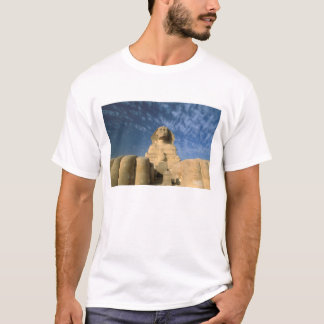 Africa, Egypt, Cairo, Giza Plateau. Sphinx T-Shirt