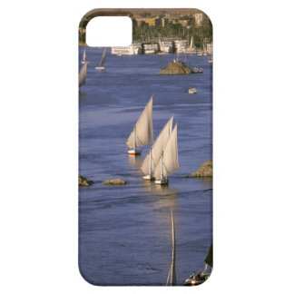 Africa, Egypt, Upper Egypt, Aswan. Feluccas Barely There iPhone 5 Case