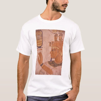Africa, Egypt, Valley of the Kings. Tomb wall T-Shirt