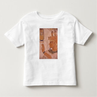 Africa, Egypt, Valley of the Kings. Tomb wall Toddler T-Shirt