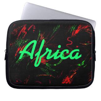 Africa Electronics Bag Laptop Sleeve