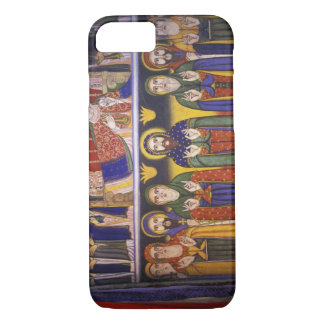 Africa, Ethiopia. Artwork depicting apostles and iPhone 8/7 Case