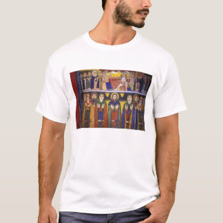 Africa, Ethiopia. Artwork depicting apostles and T-Shirt