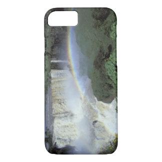 Africa, Ethiopia, Blue Nile River, Cataract. 2 iPhone 8/7 Case