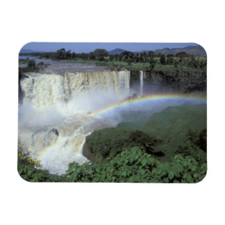 Africa, Ethiopia, Blue Nile River, Cataract. 2 Magnet