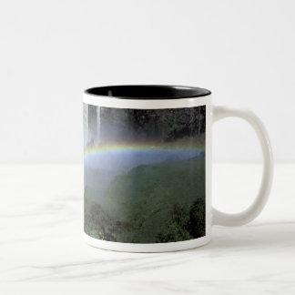 Africa, Ethiopia, Blue Nile River, Cataract. 2 Two-Tone Coffee Mug
