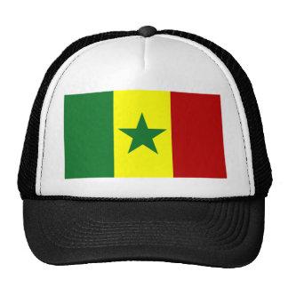 Africa: Flag of Republic of Senegal Cap