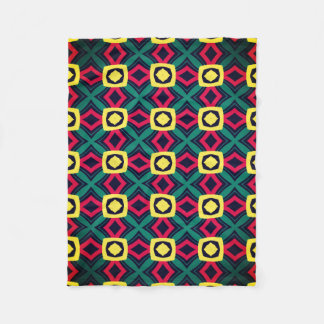 Africa Fleece Blanket