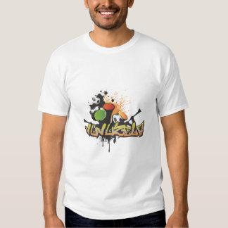 Africa for Africa by G1Media - Vuvuzela T-shirt