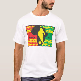 Africa for Africa by Zetuzakele – Africa 2010 T-Shirt