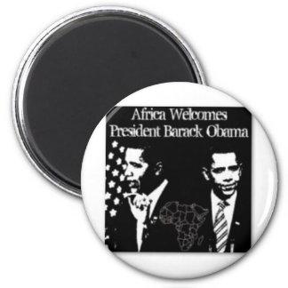 Africa Fridge Magnet