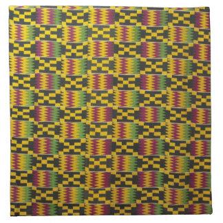 Africa, Ghana, Accra. National Museum, regarded 2 Napkin