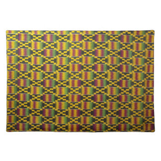 Africa, Ghana, Accra. National Museum, regarded 2 Placemat