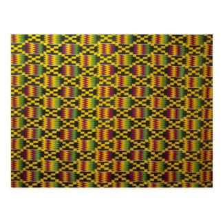 Africa, Ghana, Accra. National Museum, regarded 2 Postcard