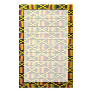 Africa, Ghana, Accra. National Museum, regarded 2 Stationery