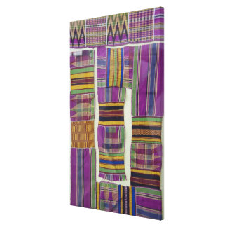 Africa, Ghana, Accra. National Museum, regarded Canvas Print