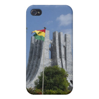 Africa, Ghana, Accra. Nkrumah Mausoleum, final 3 iPhone 4/4S Case
