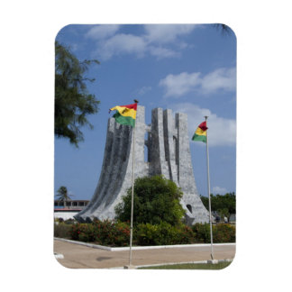 Africa, Ghana, Accra. Nkrumah Mausoleum, final 3 Magnet