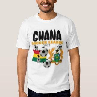 Africa/Ghana Football T-shirts