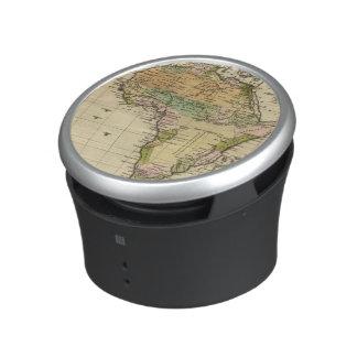 Africa Hand Colored Atlas Map Bluetooth Speaker