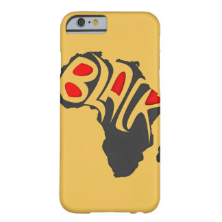 Africa imprint Case for iPhone6 Barely There iPhone 6 Case