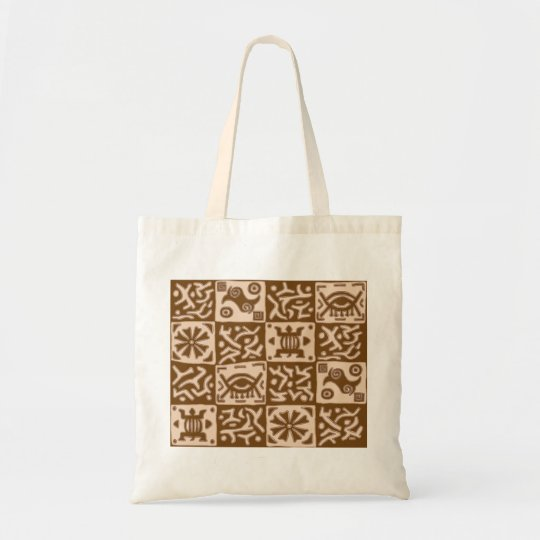 Africa Inspired designs - brown