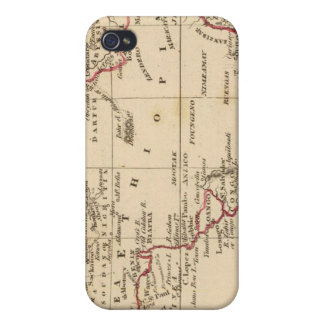 Africa iPhone 4/4S Covers