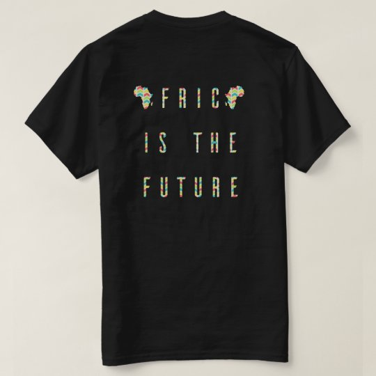 Africa Is The Future (Colour) T-Shirt