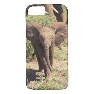 Africa, Kenya, Amboseli National Park. African 2 iPhone 8/7 Case